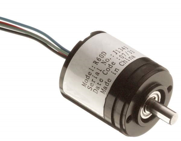 电感式角位移传感器_RVIT旋转可变电感传感器R60D